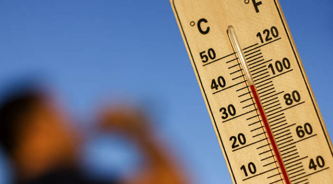 How to Beat the Heat: Ways to Keep Cool in the Heat